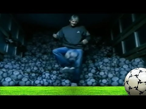 A Beckham & Zidane short film: The Delivery