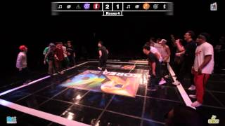 Jinjo Vs Massive Monkees R16 Korea 2012 World Finals