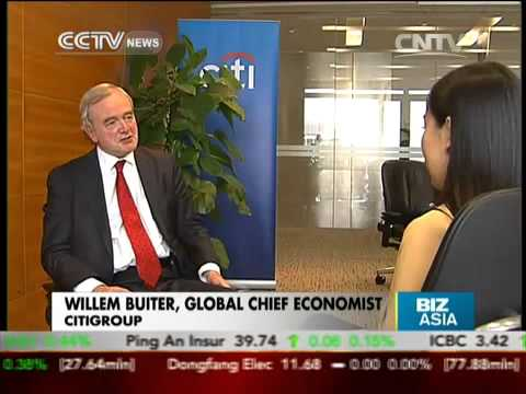 Interview with Willem Buiter, Citigroup's Global Chief Economist