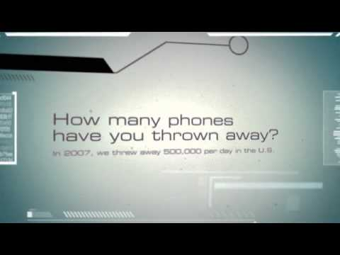 Donate your old cell phones for education by Eileen Ryan