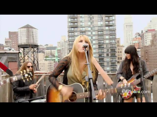"Grace Potter & The Nocturnals - ""Paris"" + INTERVIEW!!!"