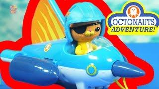 The Octonauts Adventure Kwazii And The SwordFish