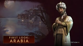 Sid Meier's Civilization VI - Arabia