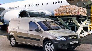 Lada ВАЗ Largus 2012 фургон