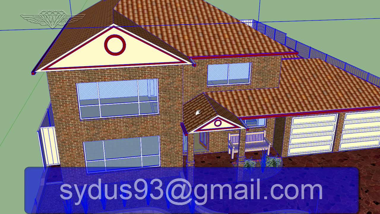 Google sketchup easy to use 3d design software youtube Google 3d software