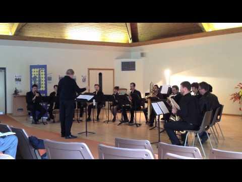 Twelve by Brenton Broadstock – Sydney Saxophone Collective
