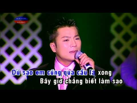 Karaoke Chuyen ba Nguoi - Quang Do (Beat & Vocal)