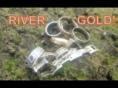 RIVER GOLD!
