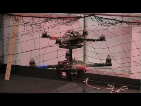 Aggressive Quadrotors Part III