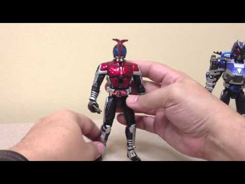 Kamen Rider Kabuto COR KABUTO and COR GATACK