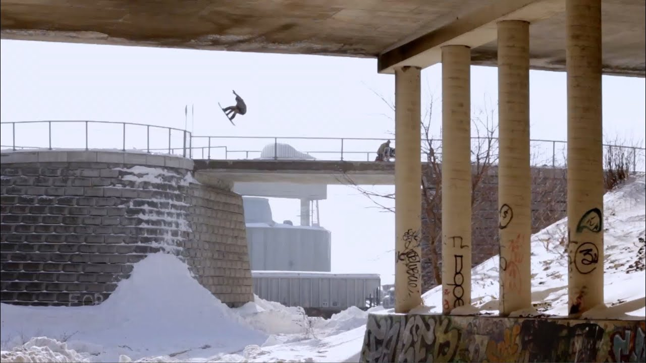 Video: Mr Plant – Teaser 1 by Volcom Snowboarding