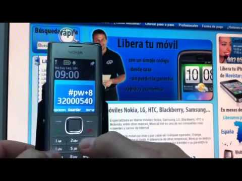 Liberar Nokia X2 00, desbloquear Nokia X2 de Movistar    Movical Net