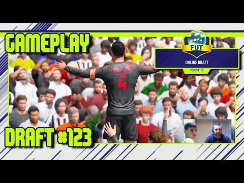 FIFA 18 - Draft #123 & Pack Opening