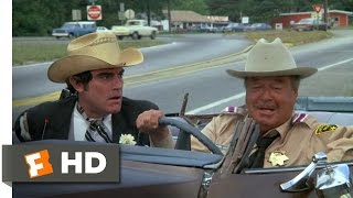 Smokey And The Bandit (7/10) Movie CLIP Daddy, The Top