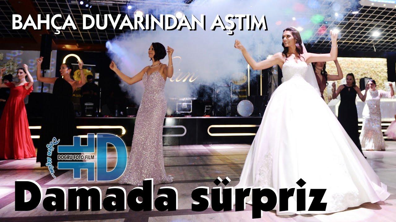 Pınar & Salih  - BAHÇE DUVARINDAN AŞTIM