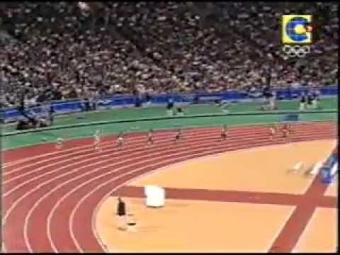 Marion Jones - 200m Final - Sydney 2000