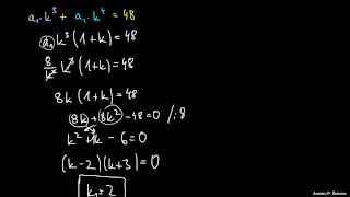 Geometrijsko zaporedje 3