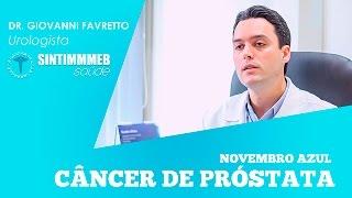TVSINTIMMMEBSAúDE | DR. GIOVANNI FAVRETTO | NOVEMBRO AZUL | CÂNCER DE PRÓSTATA