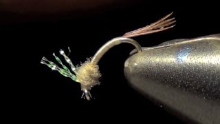 Johnny Flash Midge Fly Tying Video Instructions