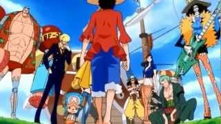 [AMV] One Piece Sigla Tutti All' Arrembaggio Nuovo Mondo