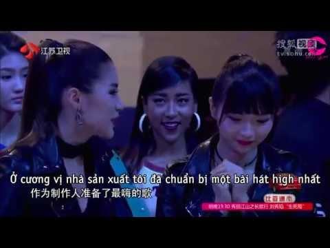 [Vietsub+Kara]【Heroes of Remix Tập 6】SNH48《Gangnam Style & So Cheerful》