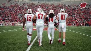 2017 B1G CHAMPIONSHIP PUMP UP | WISCONSIN BADGERS