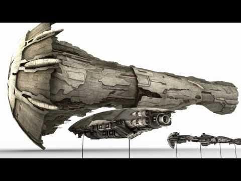 Сравнение размеров аммарских кораблей