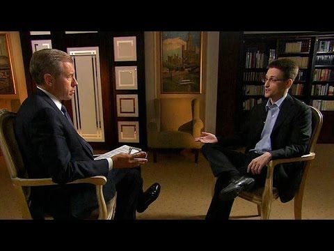 Edward Snowden NBC Interview: