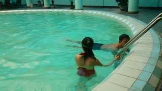 Dạy Bơi Sải - Bài tập chân sải cơ bản