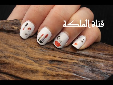 طلاء التاتو (Tatto Nail Art)