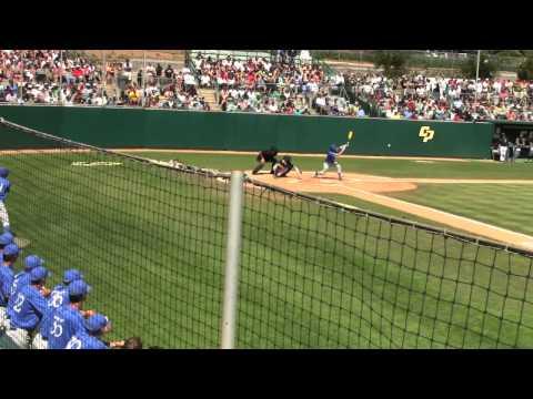 Cal Poly Baseball vs UC Santa Barbara Highlights (April 6th, 2014)