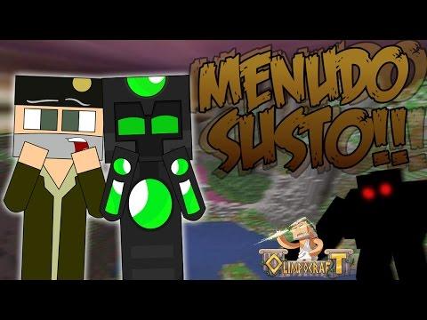 MENUDO SUSTO!! - Escapa De La Bestia c/ Willyrex - MINECRAFT