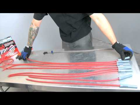 Building Your Own Custom Spark Plug Wires - Pep Boys