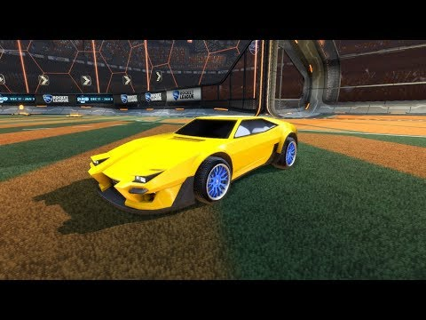 Rocket League - Imperator DT5 Gameplay