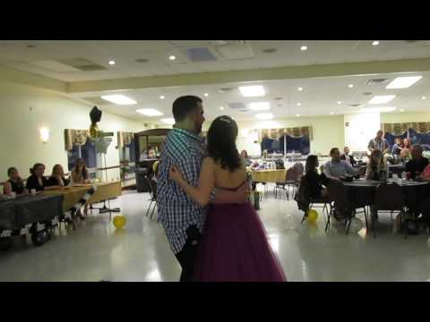 Alexis Kross Sweet 16 Birthday Daddy/Daughter dance