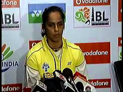 IBL: Saina Nehwal on defeating PV Sindhu