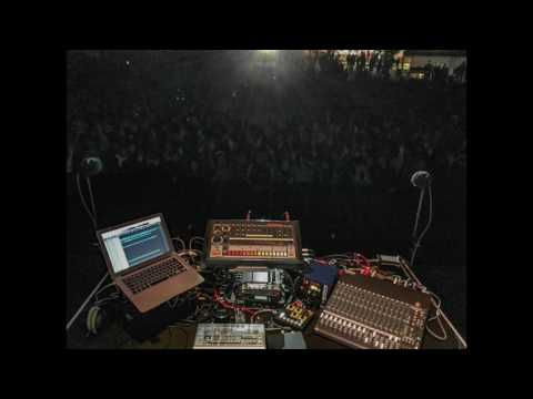 BIBIO - WITH THE THOUGHT OF US (LIVE @ TAICO 2017, NAGANO, JAPAN)