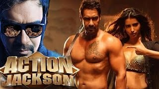 Action Jackson Full Movie Review Ajay Devgan, Sonakshi