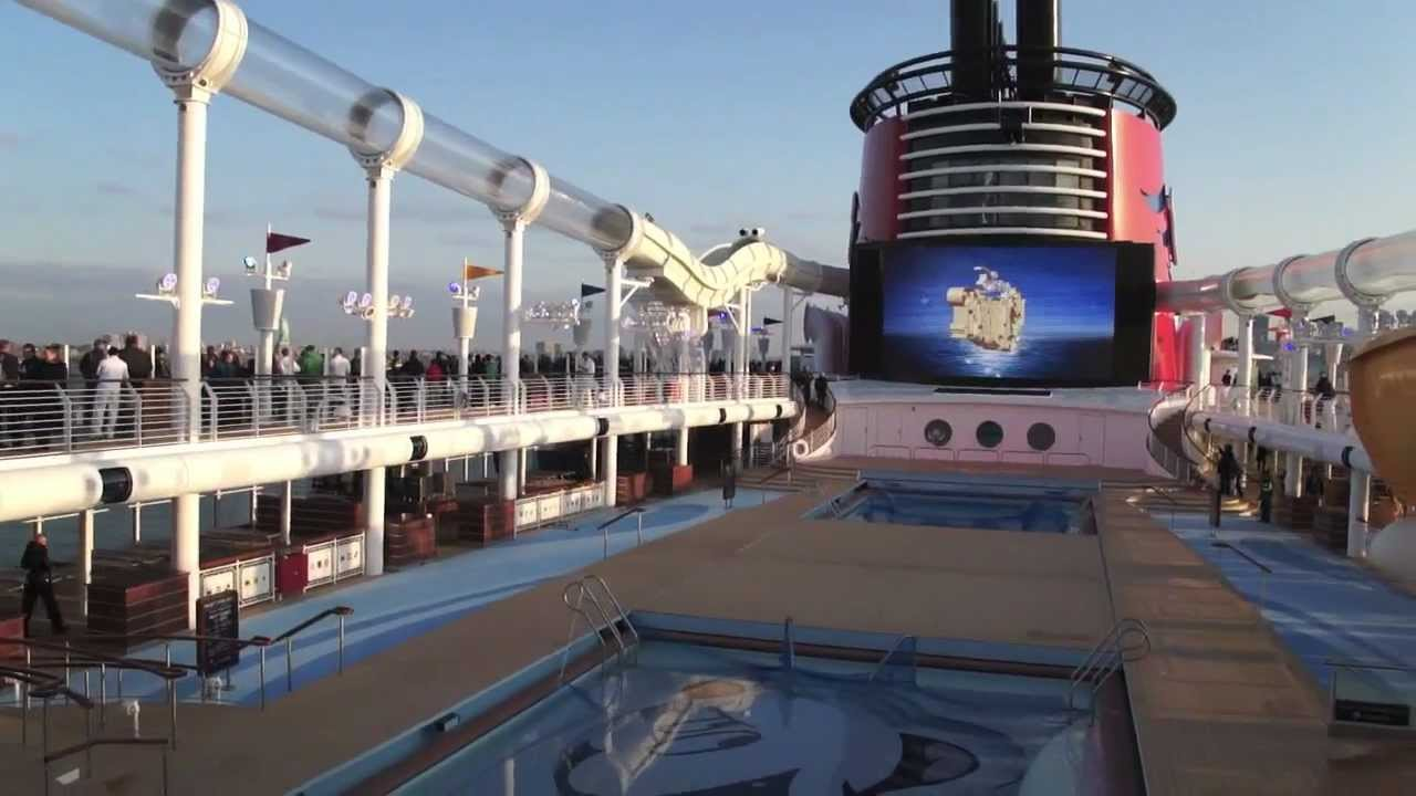 Disney Fantasy Cruise  YouTube