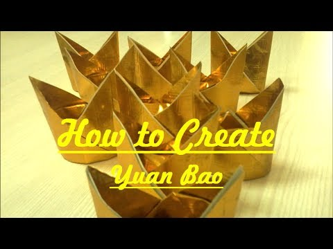 How to Create Yuan Bao