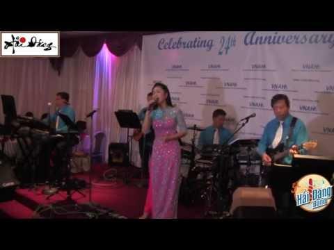Khuc Hat An Tinh -  Ha Thanh Xuan (Hai Dang Band) 10 25 14