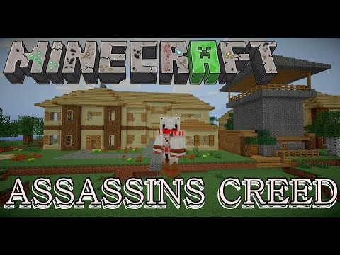 [SRPSKI] Minecraft MOD #003 AssassinCraft za 1.6.4 [FULL-HD]