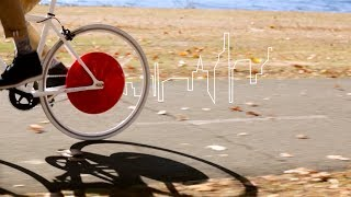 Turn any bicycle into an electric hybrid