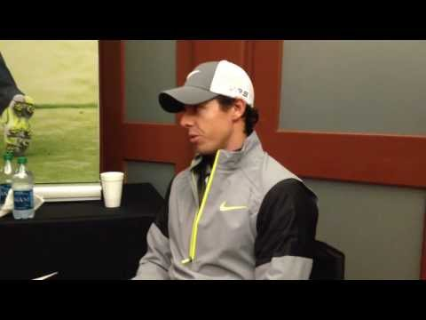 Chatting with Rory McIlroy about Nike Golf and Equipment
