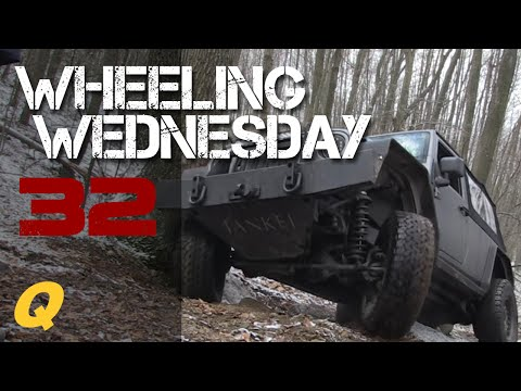 Wheeling Wednesday 32 -