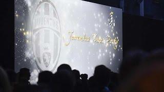 La festa di Natale della Juventus - Juventus Christmas Party