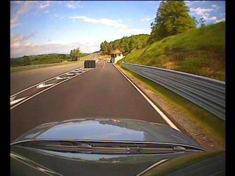 Audi RS4 Mas du Clos 090517 refroidissement