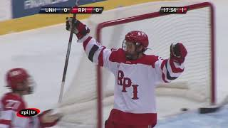 Five Minutes of RPI Hockey Goal Horns 2017-2018
