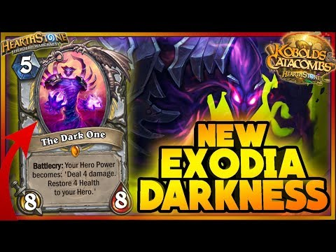 NEW EXODIA WTF MOMENTS!! - Hearthstone Funny and lucky Rng Moments