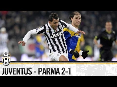 Juventus-Parma 2-1    26/03/2014   The Highlights